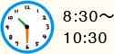 8:30~10:30